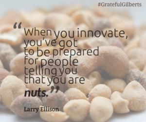 Be Innovative!